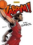 Panini America 2014-15 Excalibur Basketball Kaboom Pau Gasol