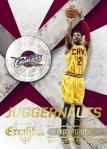 Panini America 2014-15 Excalibur Basketball Kyrie Irving