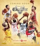 Panini America 2014-15 Excalibur Basketball Poster