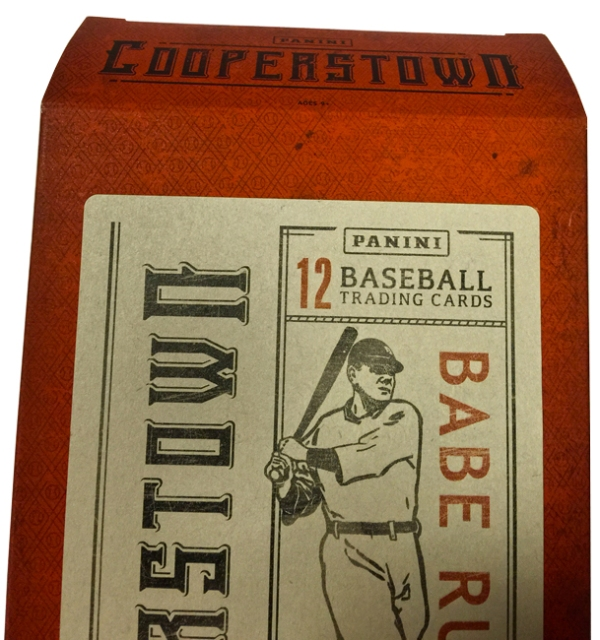 Panini America 2015 Cooperstown Baseball QC Gallery (2)