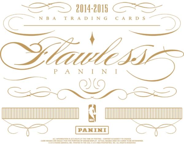 Panini America 2014-15 Flawless Basketball Main