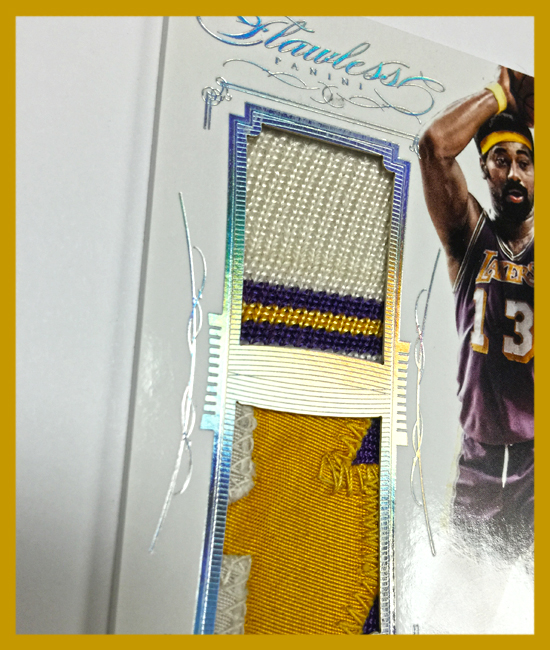 Panini America 2014-15 Flawless Basketball Packout Peek Part One40