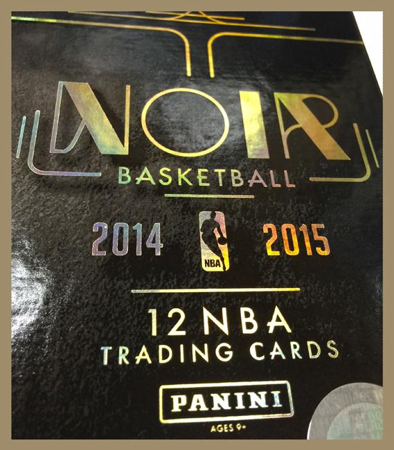 Panini America 2014-15 Noir Basketball Teaser Gallery5