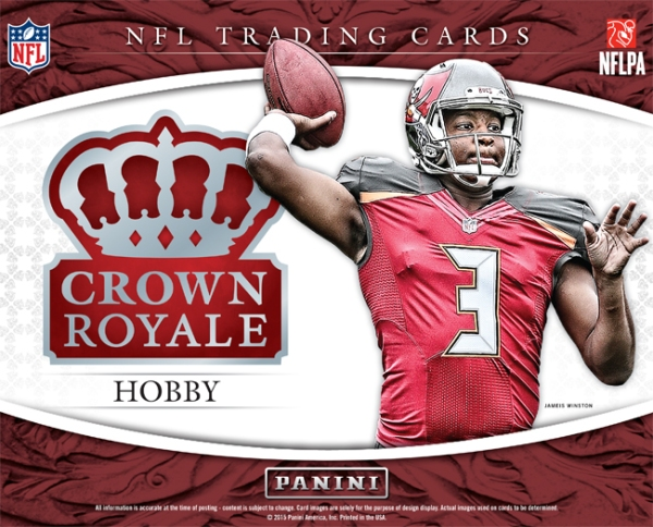 Panini America 2015 Crown Royale Football Main