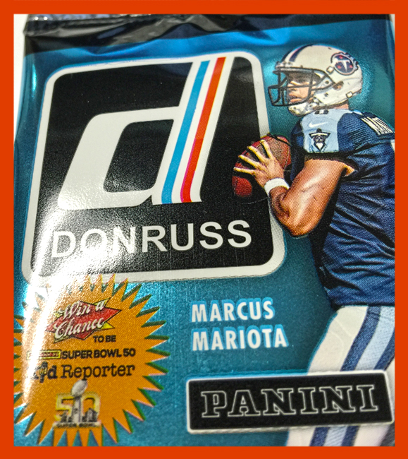 Panini America 2015 Donruss Football QC114