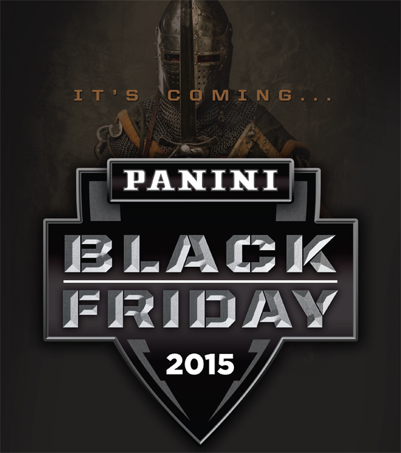 Panini America 2015 Black Friday Main