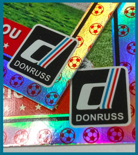 Panini America 2015 Donruss Soccer QC69