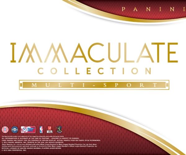 Panini America 2015 Immaculate College Multisport Main