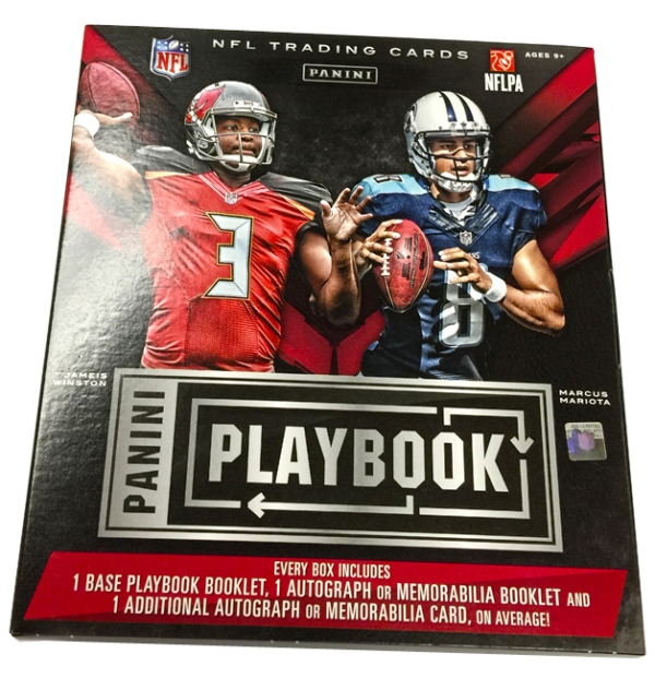 Panini America 2015 Playbook Football QC5