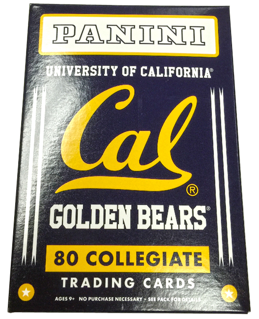 Panini America 2015 University of California Card Set1