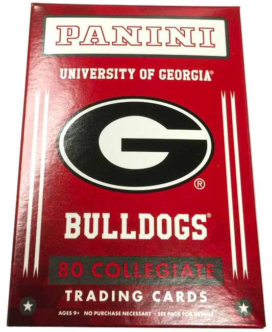 Panini America 2015 University of Georgia Card Set1
