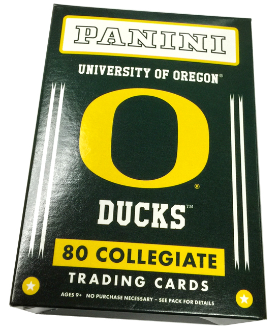 Panini America 2015 University of Oregon Card Set1
