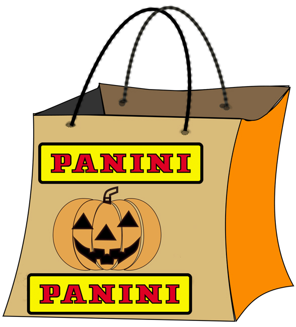 Panini America Trick Treat Hunt