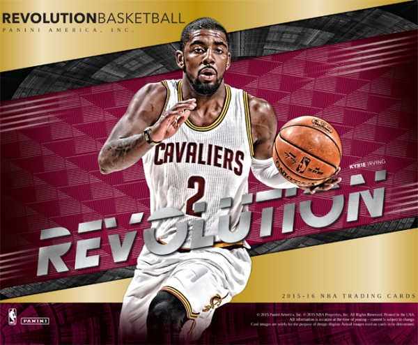 Panini America 2015-16 Revolution Basketball Main