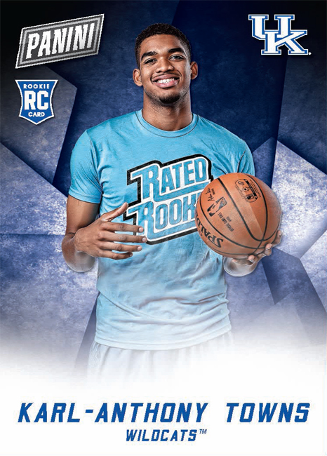 Panini America 2015 Black Friday Rookie Insert7