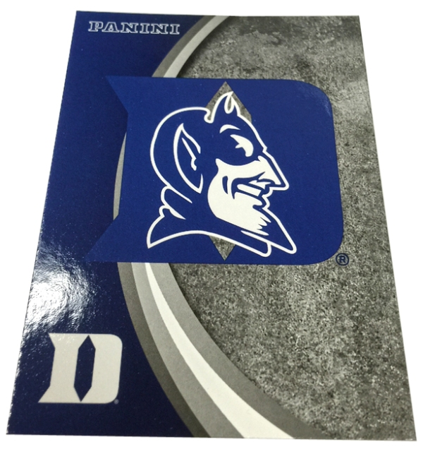Panini America 2015 Duke University Card Set3