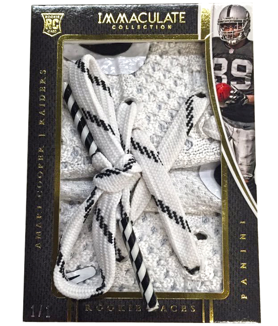 Panini America 2015 Immaculate Football Packout Preview5