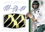 Panini America 2015 National Treasures College Marcus Mariota