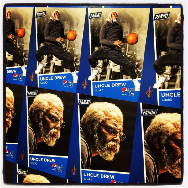 Panini America 2015 Uncle Drew Main