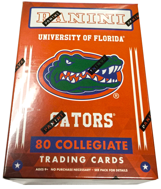 Panini America 2015 University of Florida Card Set1