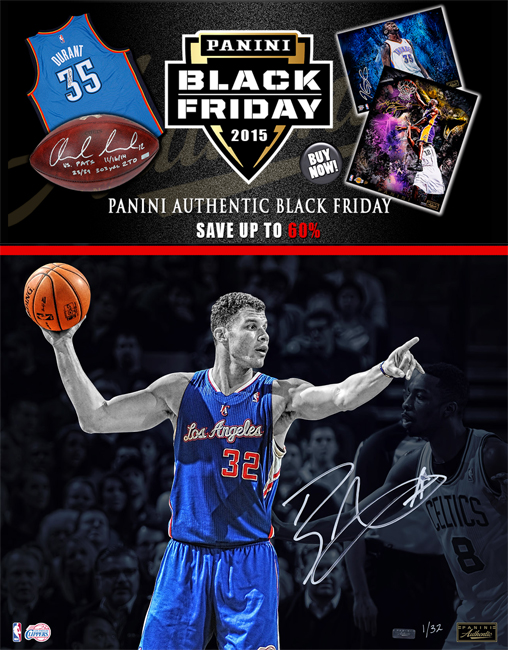 Panini Authentic 2015 Black Friday Main