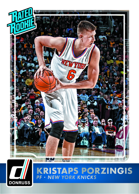 Panini America Provides Detailed First Look at 2015-16 Donruss Basketball (Gallery)