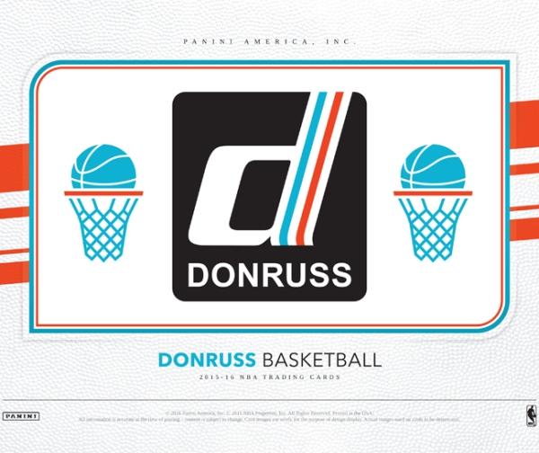 2015-16 Donruss Basketball Main