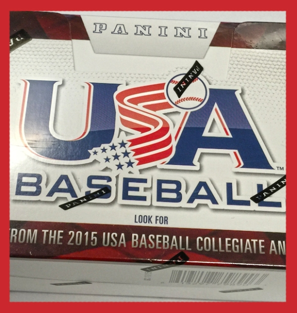 Panini America 2015 USA Baseball Box Set Teaser40