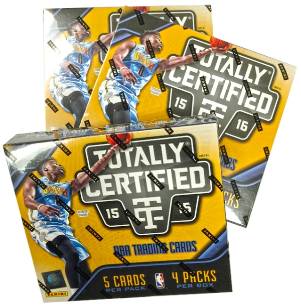 Panini America 2015-16 Totally Certified Basketball Teaser1