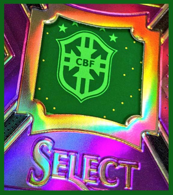 Panini America 2015 Select Soccer QC165