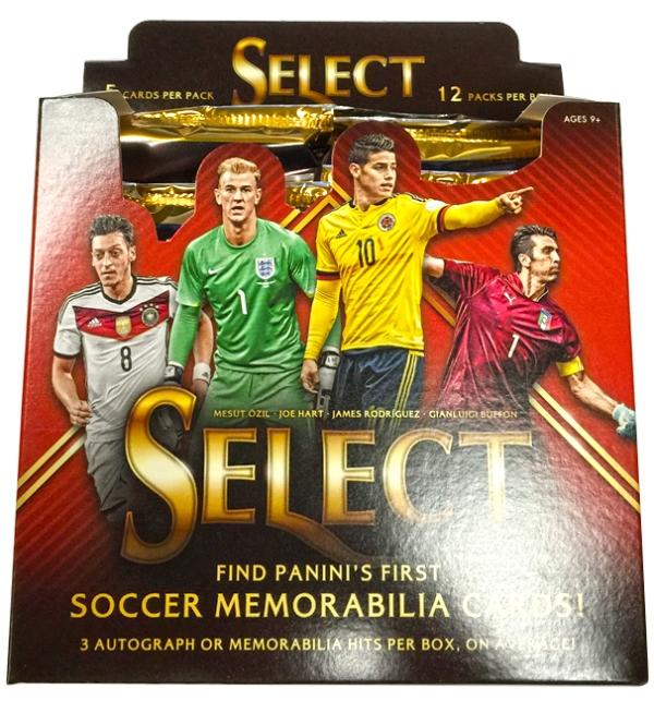 Panini America 2015 Select Soccer Teaser3