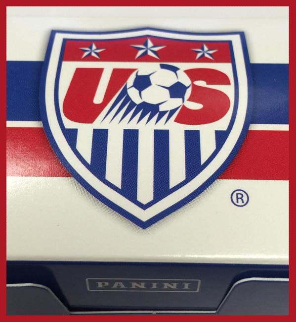 Panini America 2015 USA Soccer Box Set3