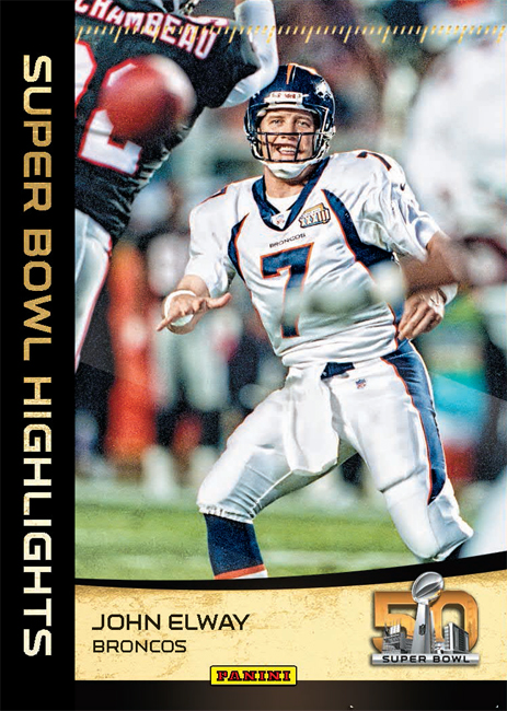 Super Bowl 50 Highlights John Elway
