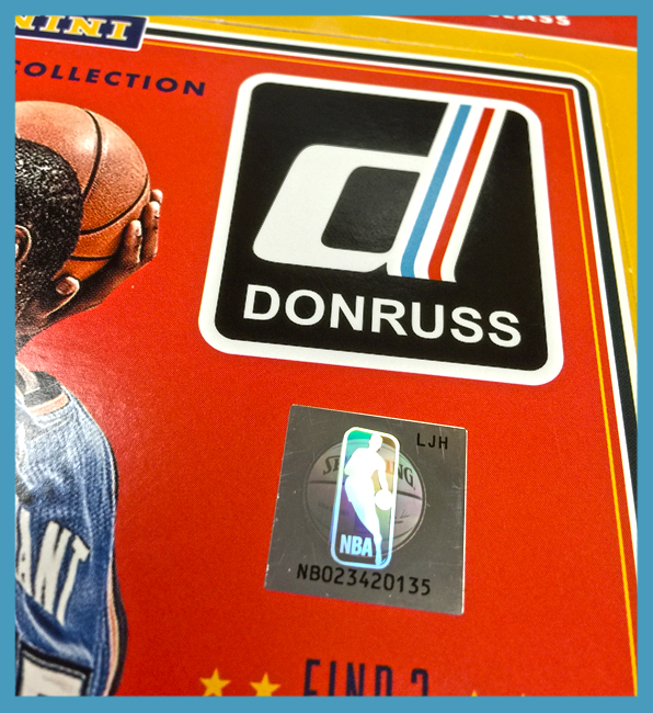 Panini America 2015-16 Donruss Basketball QC2