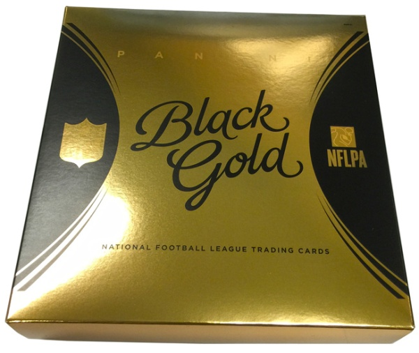 Panini America 2015 Black Gold Football QC31
