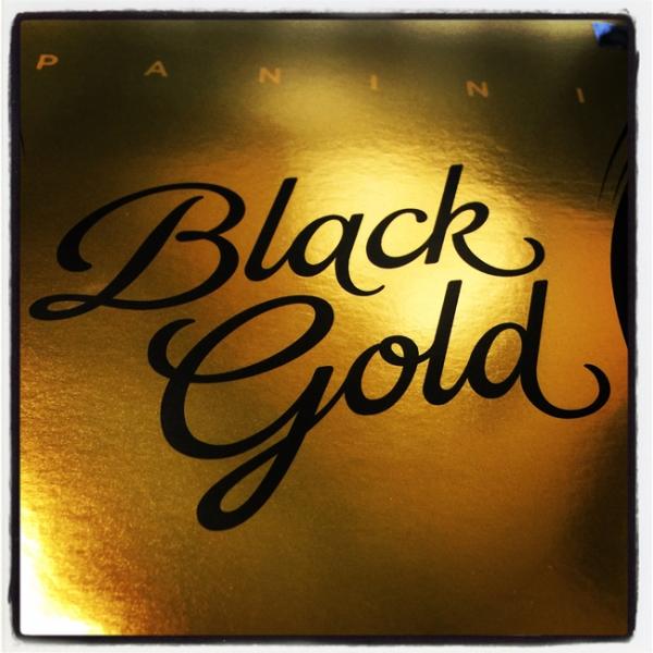 Panini America 2015 Black Gold Teaser50