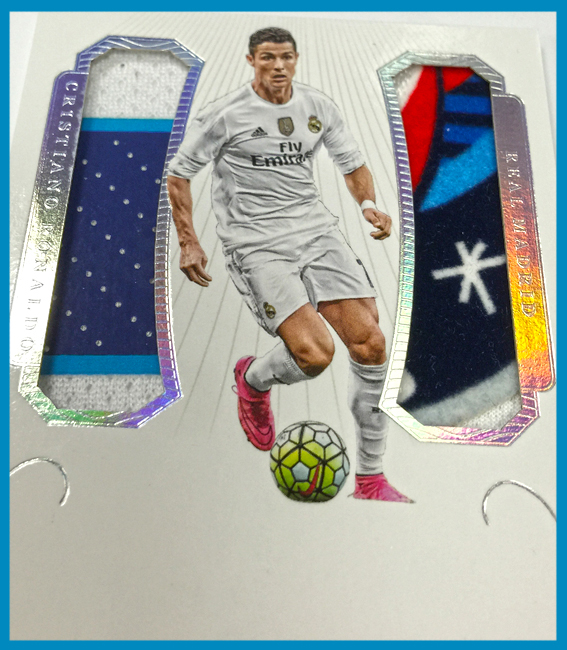 Panini America 2016 Flawless Soccer Sneak Peek27