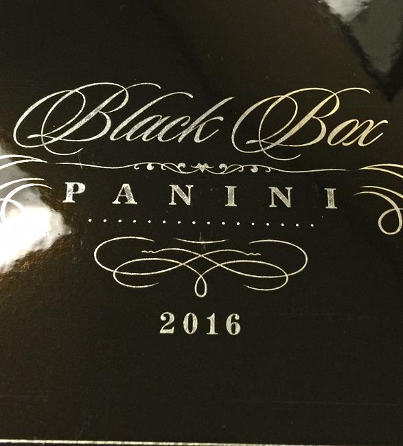 Panini America 2016 Industry Summit Black Boxes66