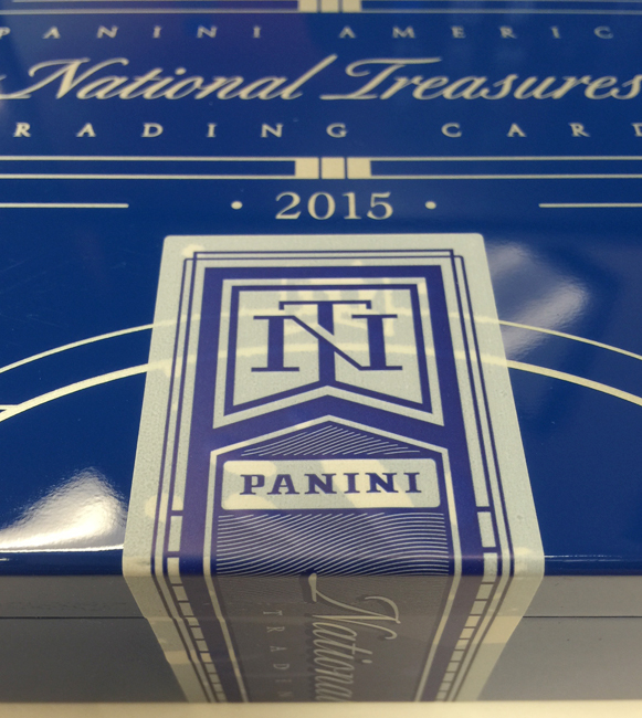 Panini America National Treasures College Teaser8
