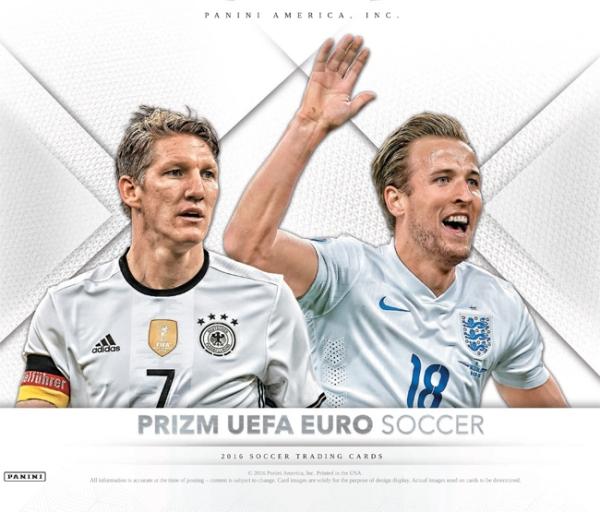 Panini America Prizm UEFA