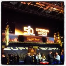 Panini America Super Bowl 50 Opening Night Denver Broncos5