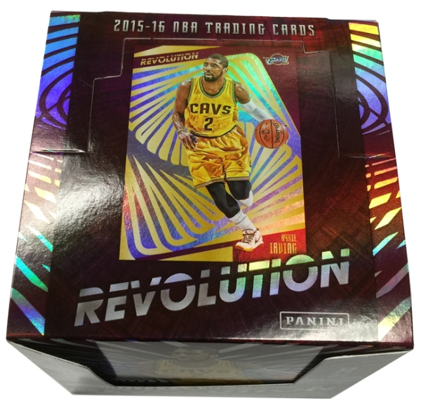 Panini America 2015-16 Revolution Basketball QC1