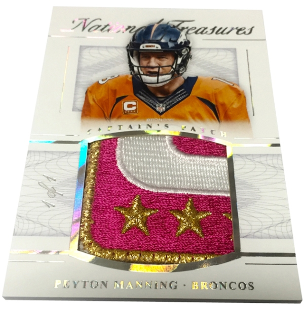 Panini America 2015 National Treasures Packout Preview42