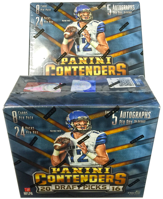 Panini America 2016 Contenders Draft Picks Football Teaser Gallery1
