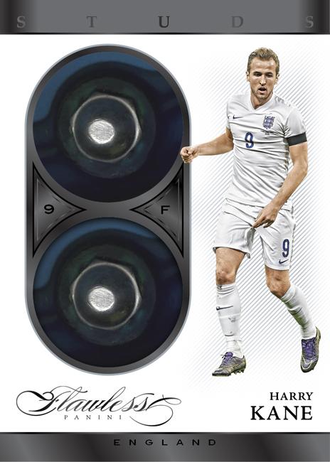 Panini America 2016 Flawless Soccer Harry Kane