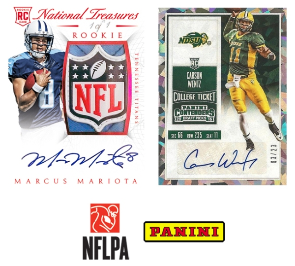 NFLPA Panini Index Blog
