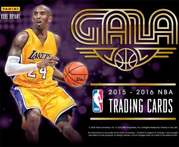 Panini America 2015-16 Gala Basketball Main
