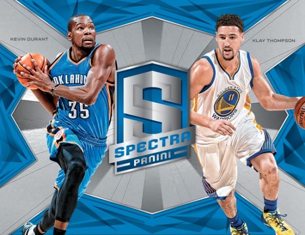 Panini America 2015-16 Spectra Basketball Main