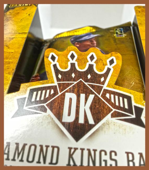 Panini America 2016 Diamond Kings Baseball Teaser33