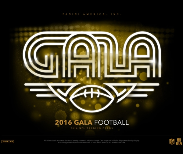 Panini America 2016 Gala Football Main